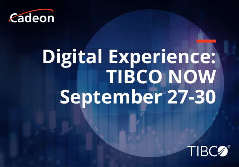Join Us For TIBCO NOW 2021