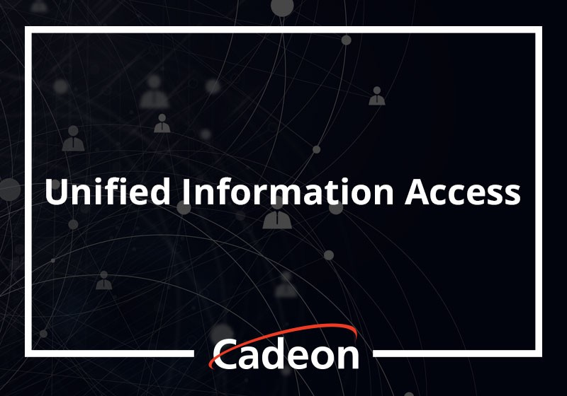 Unified Information Access